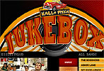 Hallo Pizza Jukebox